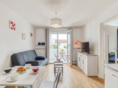 Photo for Apartment Coutant in Royan - 4 persons, 1 bedrooms