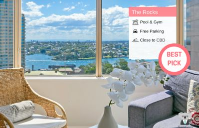 Photo for Harbour Bridge View 1 BED APT in The Rocks
