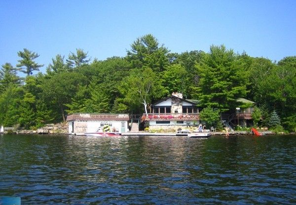 Fabulous Family Cottage Mactier Ontario Homeaway