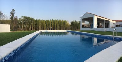 Photo for House T3 with Private Pool 8 km from the Beach