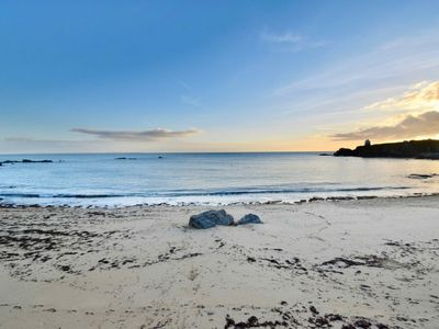 """Photo for Appart T3 """"foot in the water"""" - direct beach, ideal for families"""