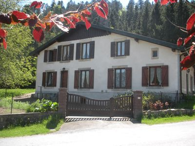 Photo for Accommodation 4 people garden, calm, GERARDMER FREE WIFI