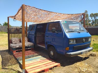 Photo for VanVida Village, A retro VW campervan natural park site