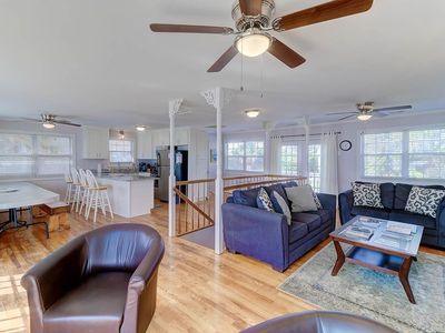 Rates Reduced* Surf Here! Oceanfront Duplex Near Washout Area - 3 Little Mermaids