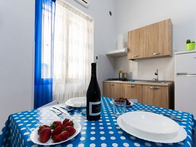 Photo for 1BR Apartment Vacation Rental in Castellammare del Golfo, Sicilia