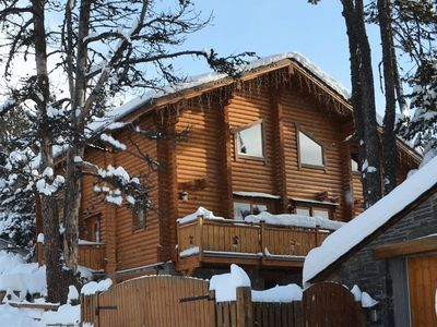 Photo for Chalet 10 pers. 7 mins from the heart of the resort - 5 Rooms 10 people