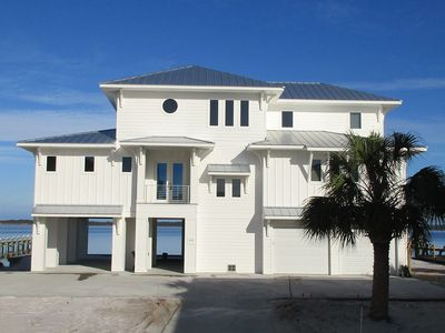 Photo for NEW 4bedroom/3.5bath Home on Santa Rosa Sound - The White House