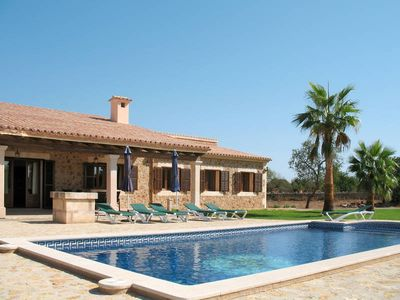 Photo for Vacation home Jardines  in Felanitx, Majorca / Mallorca - 6 persons, 3 bedrooms