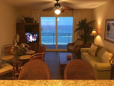 Photo for *Direct Oceanfront *Oversized Balcony*Central Location*Recently Remodeled