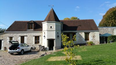 Photo for charming house in the heart of the Loire Valley