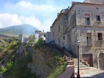 Photo for Two bed room apartment in Historic centre. Maiera, Calabria, southern Italy.