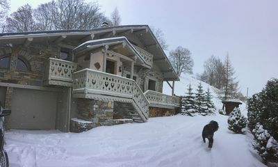Photo for Chalet 240m2 in the heart of the 3 valleys