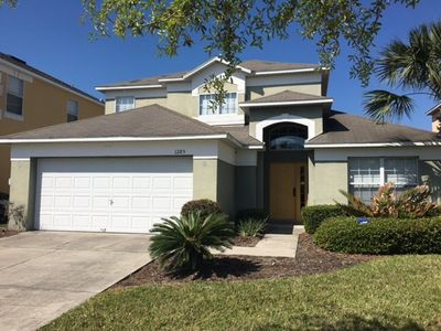 "Photo for Magnificent 5BR 4BA Villa in ""Seasons"" Kissimmee"