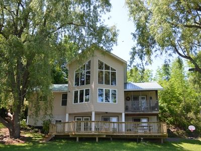 Photo for Premiere Cottage On Beautiful Kingsford Lake