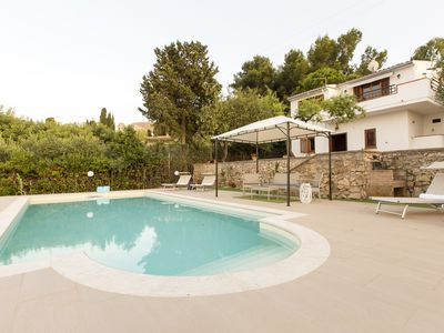 Photo for Le Caie - Holiday House and pool - First floor
