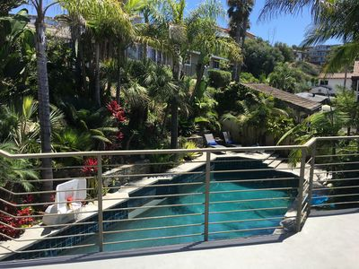 Photo for Ocean View/Pool Home Steps to Riviera Beach!
