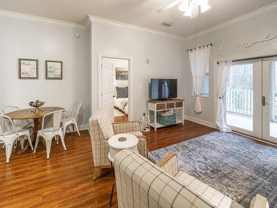 Photo for Updated 3/2 beach condo, 5 minute walk to beach. Ask about our winter rates!