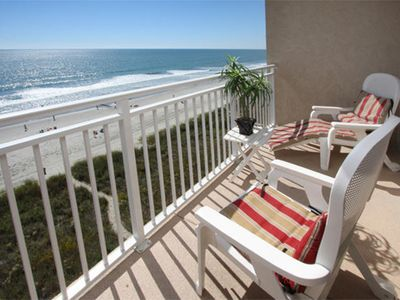Photo for Oceanfront Resort With Indoor Heated Pool & Large Hot Tub; Close To Everything.