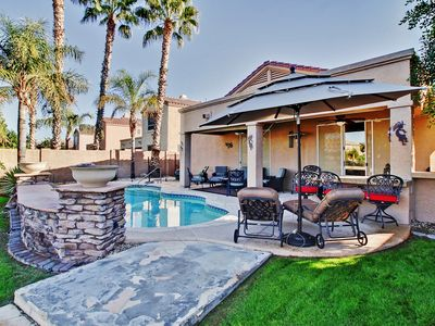 Photo for Cheerful 3BR Chandler Home w/Private Pool & Patio
