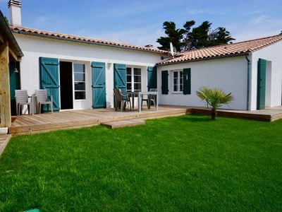 Photo for Holiday villa for up to 7 people in the immediate vicinity of the beach