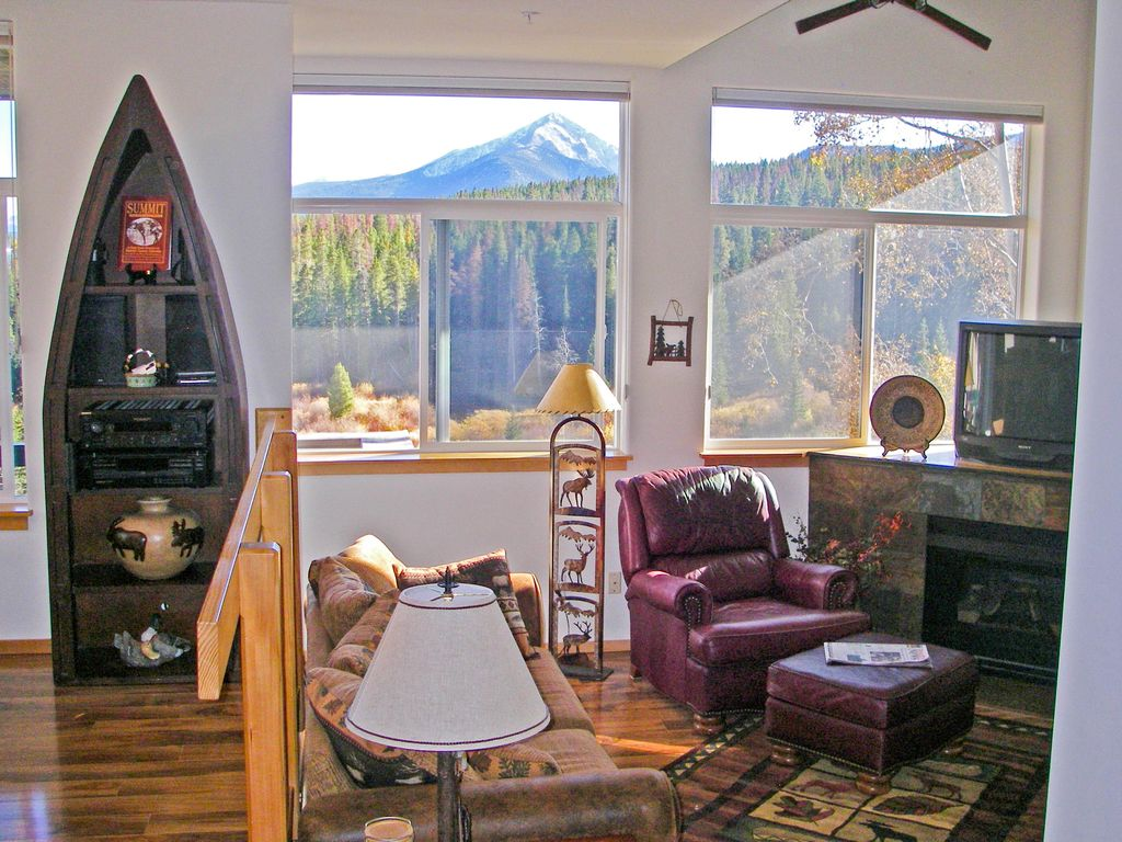 Breathtaking Views With Private Hot Tub And Dual Master Bedrooms Wildernest Summit County