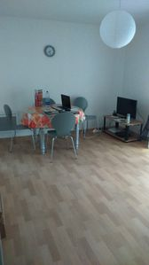 Photo for Comfortable apartment near hypercentre Nancy with Wifi