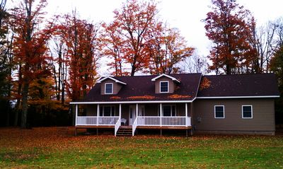 Spacious Home- Secluded in the Heart of Canaan Valley! Sleeps 2- 14
