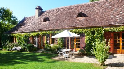 Photo for house / villa - Badefols sur dordogne House with character very peaceful