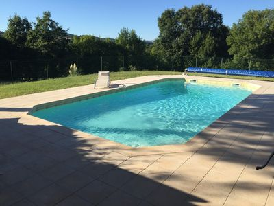 Photo for Rouergate farm with pool