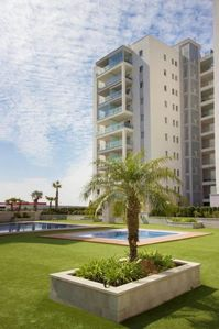 Photo for GROUND FLOOR APARTMENT AQUA NATURE LA MATA - FRONT BEACH