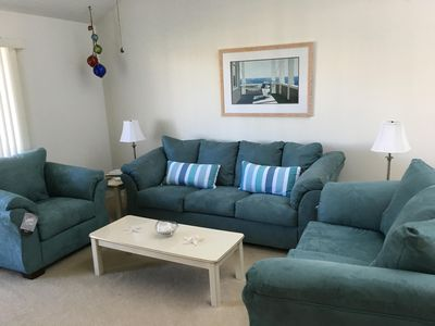 Photo for Beautiful Lakefront Condo W/ Pool Close to Beach