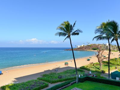 Photo for Outstanding Direct Oceanfront Suite #301 at The Whaler Maui