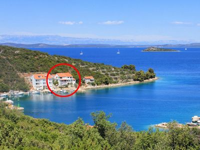 Photo for Two bedroom apartment near beach Zaglav (Dugi otok)