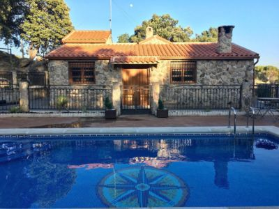 Photo for House · Pool · Barbecue · Nature 1 hour from Madrid-Ávila-Toledo