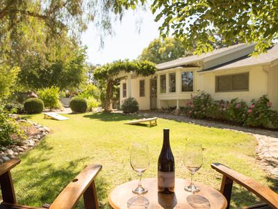 Photo for Boutique  accomodations  located in the heart of the  Wine County (sleeps 6)