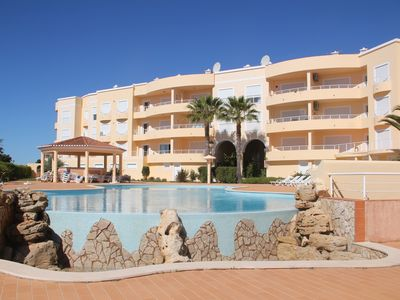 Photo for 2BR Apartment Vacation Rental in Luz-Lagos