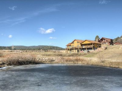 Photo for Boulder Canyon Golf Course in your back yard.- Bear Creek located in Apple Springs