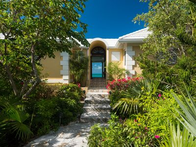Photo for South Seas - 5 bedrooms - waterfront villa