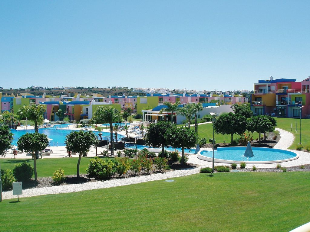 Situated In The 4 Star Orada Tourist Resort Albufeira Marina