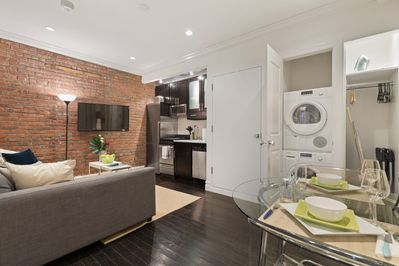 TWO Bedroom Furnished Lux Apartments minimalist Modern Style - Manhattan