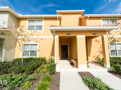 Photo for 4 Bedroom Townhouse with private pool (8931) Near Disney