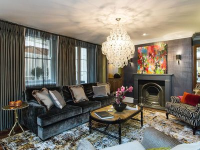 Photo for Stunning luxurious apartment in Covent Garden!