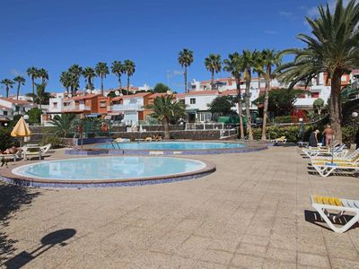 Photo for CLIMATISED SWIMMING POOL MASPALOMAS
