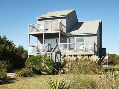 Photo for No Regrets: 4 BR / 2.5 BA home in Oak Island, Sleeps 10