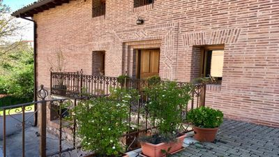 Photo for (FULL Rental) El Patio de la Morera 16-26 pax, garden, barbecue, pets
