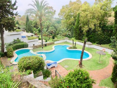 Photo for Fantastic townhouse in Marbella