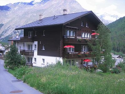 Photo for Apartment La Montanara in Saas-Fee - 5 persons, 2 bedrooms