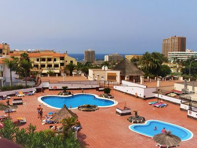 Photo for A stunning 1 bedroom apartment with fantastic sea/pool views El Mirador