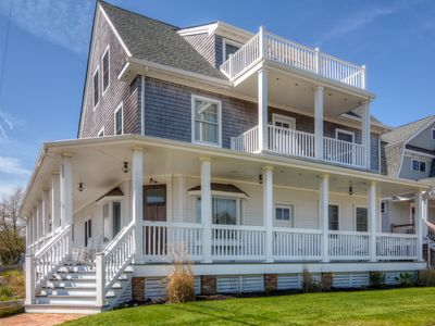 Photo for The Bay Head House for Holidays, Reunions, Intimate Weddings 9 BR/6 BA!