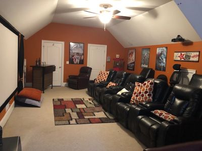 Photo for SUPERBOWL LIII READY HOUSE- (12 min from Mercedes Benz) in Historic Kirkwood